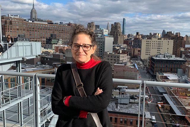 Sam Fox School names Amy Hauft to lead College & Graduate School of Art featured image