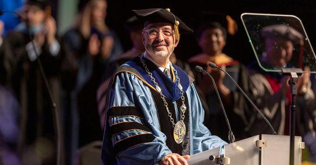 Domenico Grasso inaugurated as UM-Dearborn chancellor featured image