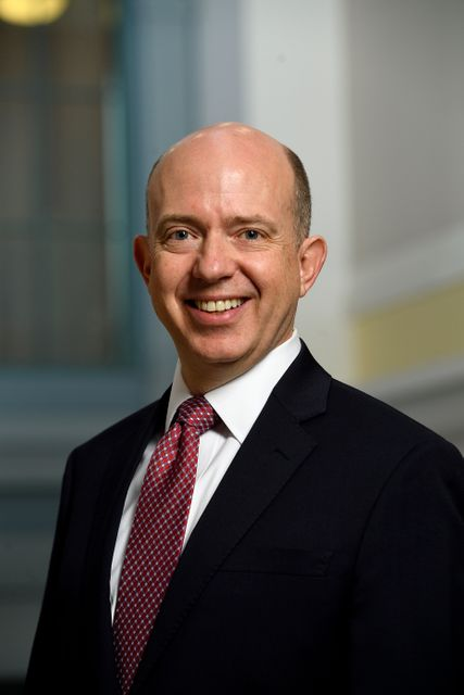 Joe Rooney Appointed Peabody Associate Dean for Finance and Administration featured image