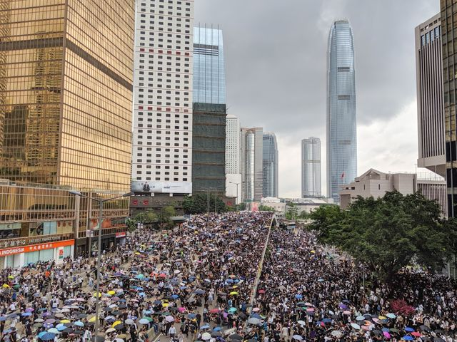 People Power in Hong Kong featured image