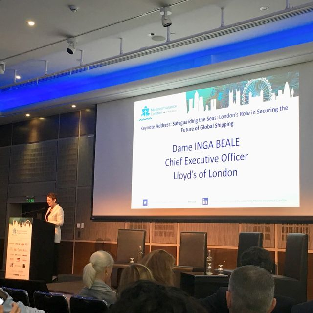 Marine Insurance London Conference 2018 featured image