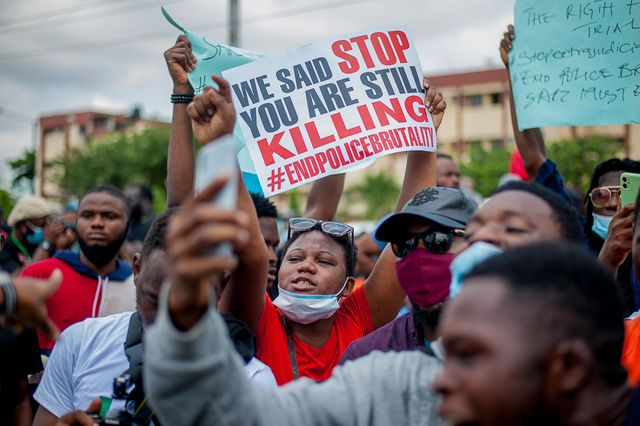 Nigeria's #EndSARS Movement Expands Beyond SARS and Beyond Nigeria featured image