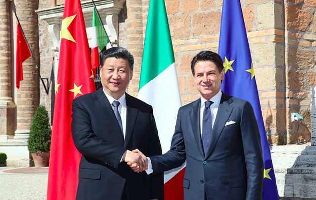 One for the Money: Italy Joins Belt and Road but Rebuffs Saudi Capital featured image