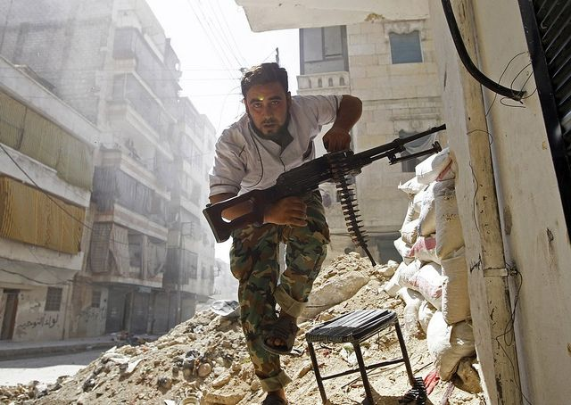 Syria: The Effects of Civil War featured image