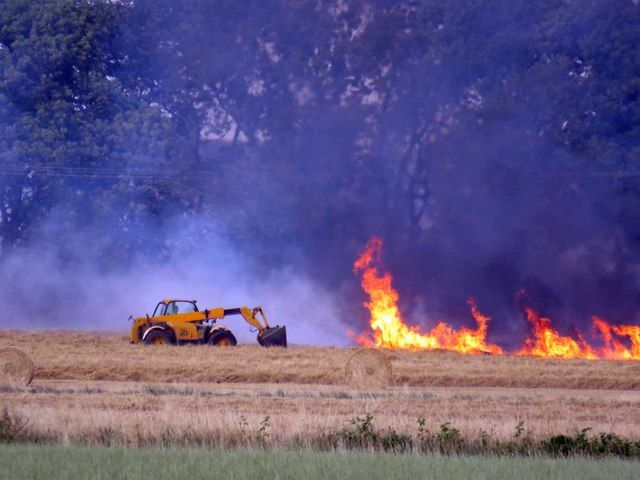 Sprinkler system available to help combat increase in fires within the equestrian/agriculture industry featured image