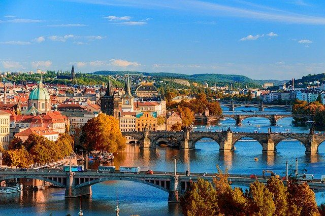 Czech Republic growth reassessed during coronavirus pandemic and tax shock featured image