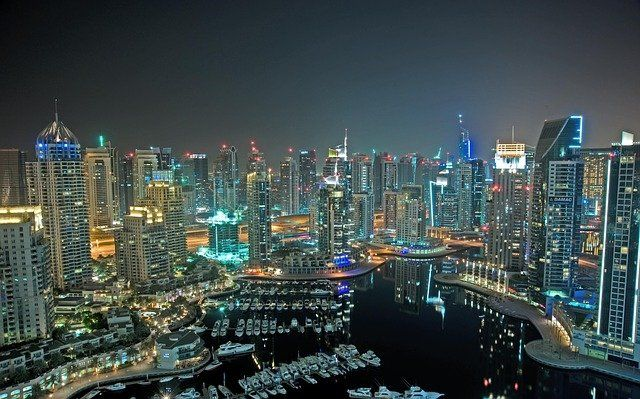 Reports of growth and company moves in the United Arab Emirates featured image