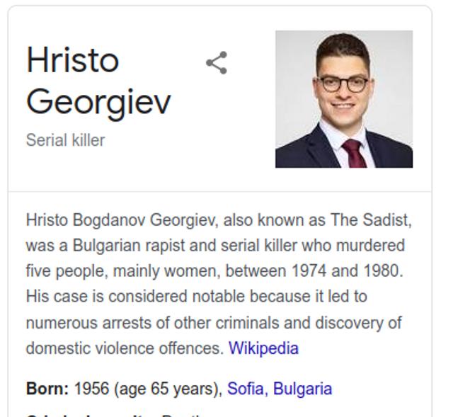 Hilfe Google, ich bin (k)ein Serienmörder! featured image