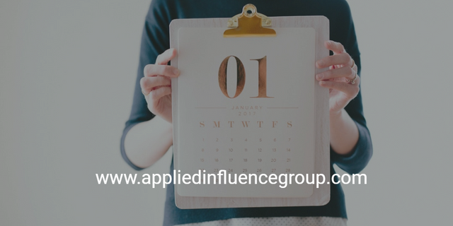 New Year's Resolution? How To Influence Yourself To Keep It featured image