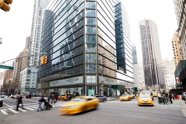 Nordstrom To Open In New York featured image