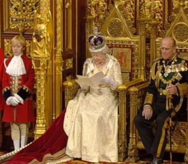 Queens speech on UK spaceports & space industry featured image