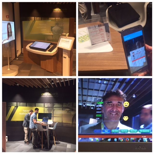Bank Branch of the Future - at everis H/O... an IOT & customer journey revelation featured image
