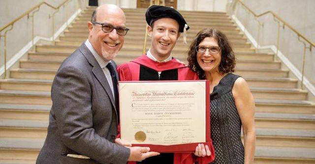 Zuckerberg tells Harvard we need a new social contract of equal opportunity featured image