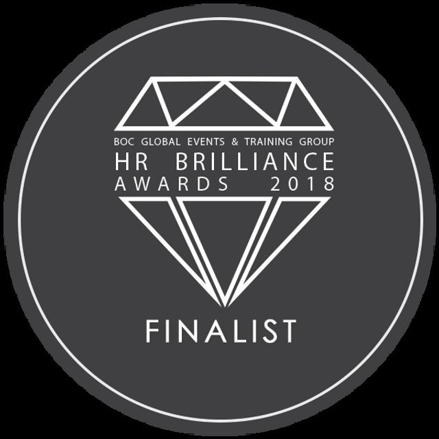 everis UK finalist in HR Brilliance Awards featured image