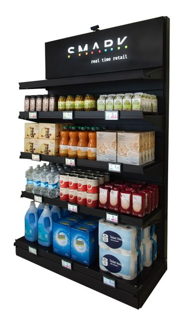 everis debuts smart shelf at NRF featured image