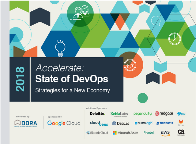 2018 State of DevOps - Strategies for a New Economy featured image