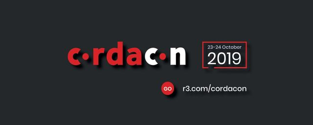 CordaCon 2019 featured image