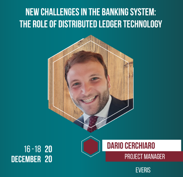 Leveraging DLTs to boost banking processes - DLTs and Banks - Virtual event featured image