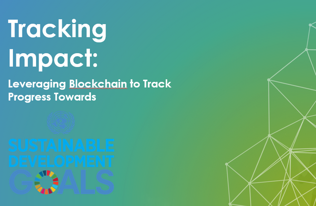 Tracking Impact: Leveraging Blockchain to Track Progress Towards the UN SDGs featured image