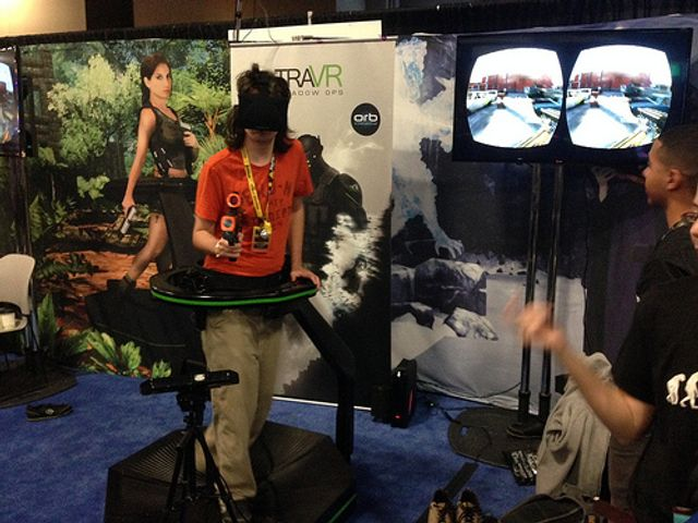 Savvy CMOs turning to VR for 'story living' featured image