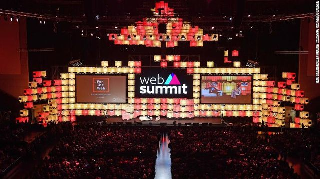 Two sides of the tech coin at Web Summit featured image