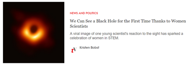 Teen Vogue for news and politics… huh? featured image