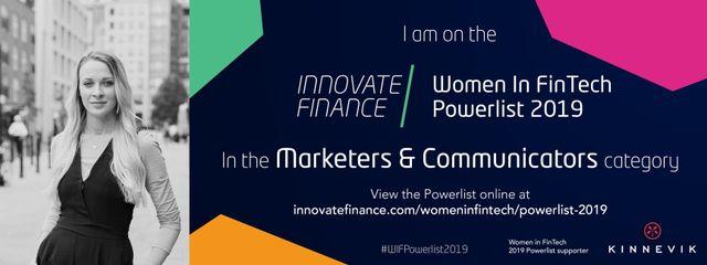 Making the Women in Fintech Powerlist featured image