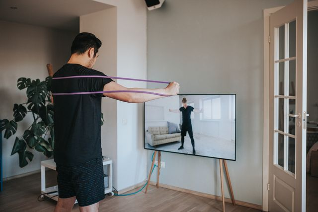 Bringing the Yoga Studio to your Living Room: How Video Conferencing Platforms are Helping Industries Monetize Virtually featured image