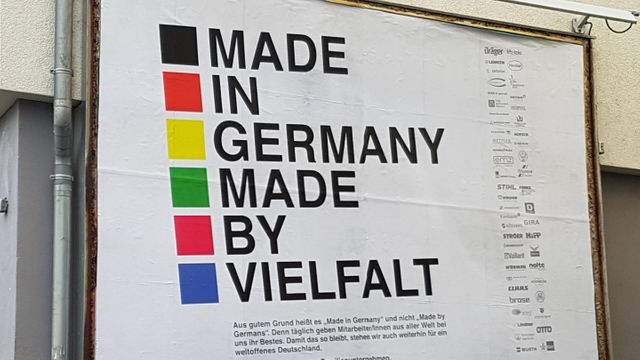 """""""Made in Germany – Made by Vielfalt"""" featured image"""