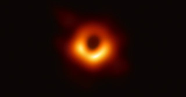 Black Hole image reminds us a picture is worth a thousand words featured image