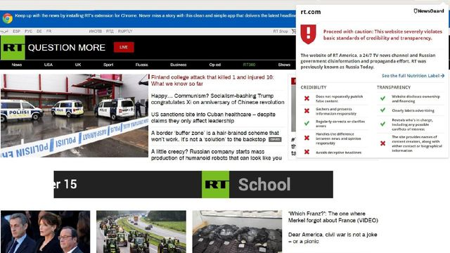 'News' in the online trust industry featured image