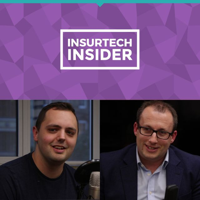 InsurTech Insider - Episode 6 - our Aviva takeover featured image