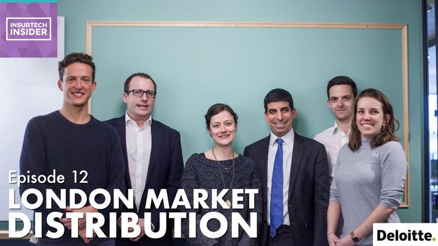 InsurTech Insider - Episode 12 - London Market Disruption featured image