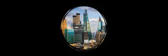The future of the City | Business remodelled | Deloitte UK featured image