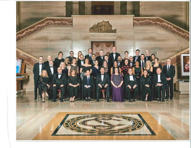 Dinner with the Justices of the Supreme Court of Canada featured image