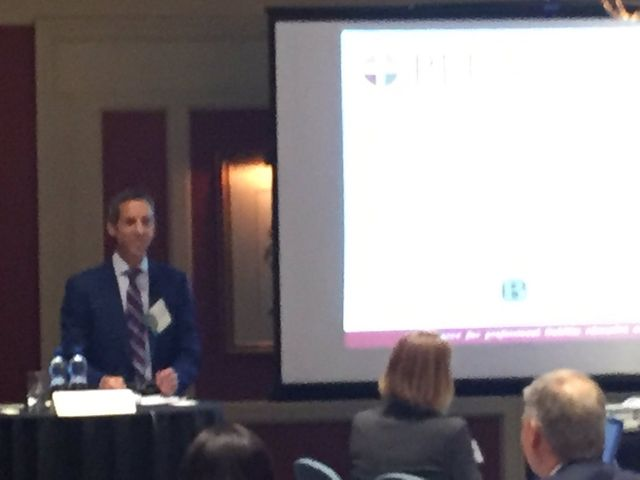 Brownlee Partner, David Pick, presents at PLUS Canada event in Calgary featured image