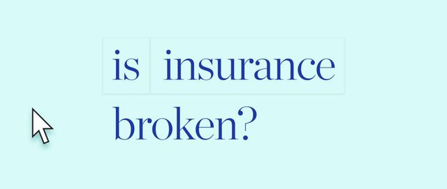 No- it's insurtech hubris to claim insurance is broken featured image