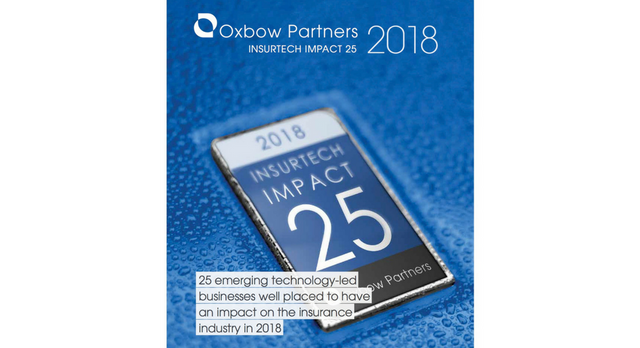 INSURTECH IMPACT 25 2018 featured image