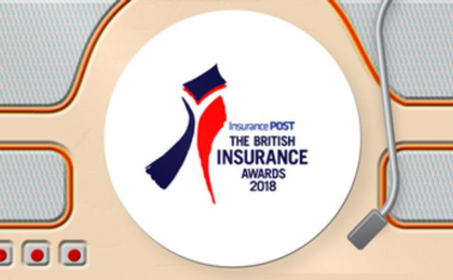 British Insurance Awards 2018-The Technology Award featured image