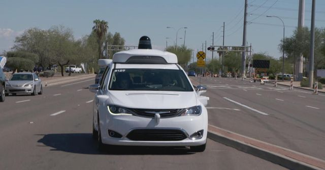 First look inside self-driving taxis as Waymo prepares to launch unprecedented service featured image