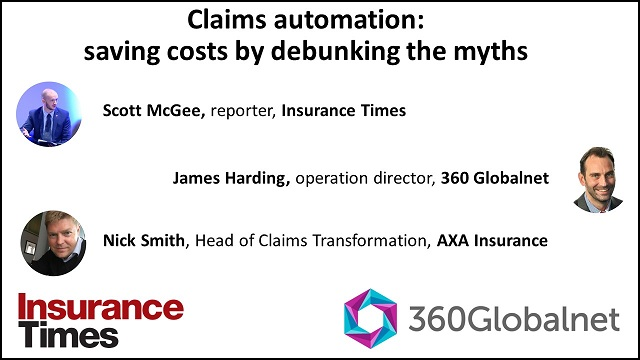 Claims automation- saving costs by debunking the myths featured image