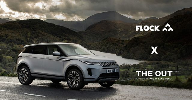 Jaguar Land Rover's on-demand rental platform selects Flock's usage-based fleet insurance featured image