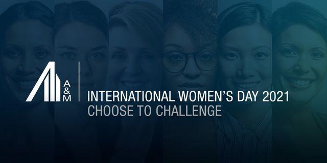 International Women's Day 2021 featured image
