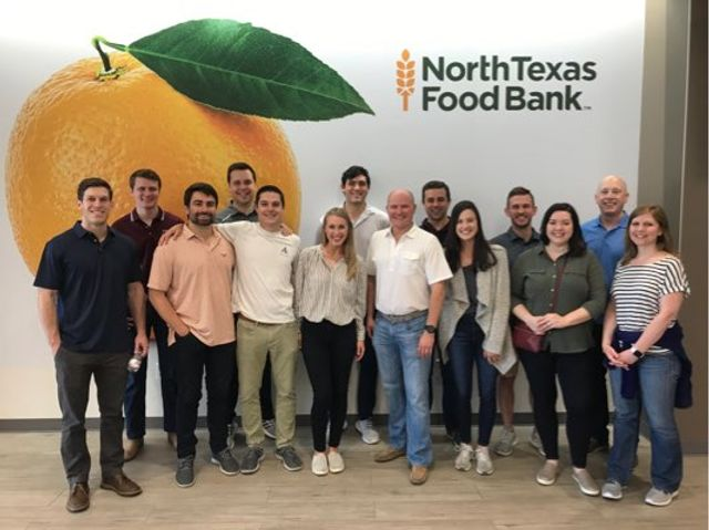 A&M and the North Texas Food Bank featured image