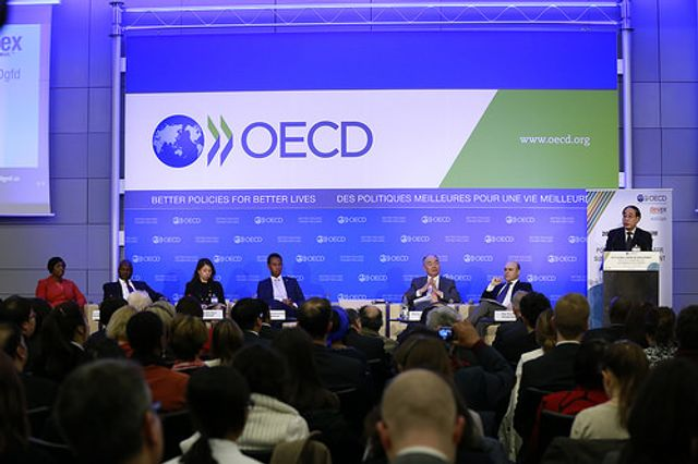 High U.S. Corporate Rate is Drag on Growth: OECD Tax Head featured image