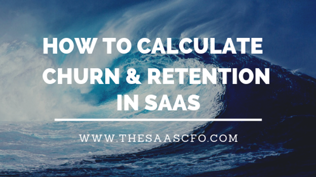 Churn and Retention Metrics in Private Equity SaaS Transactions featured image