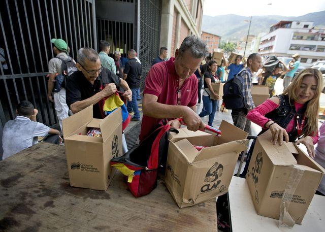 Venezuela's Food Aid Fraud featured image