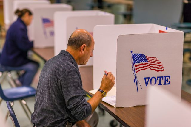 Blockchain To Help Solve Big Problems - Voting In The US featured image