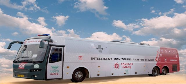 AI & COVID-19: India Rolls Out Mobile Testing & Tracking featured image