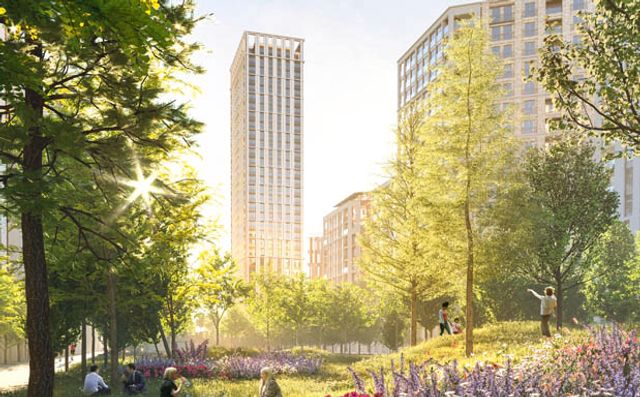 Major New East London Housing Scheme Puts Focus on Green Space featured image